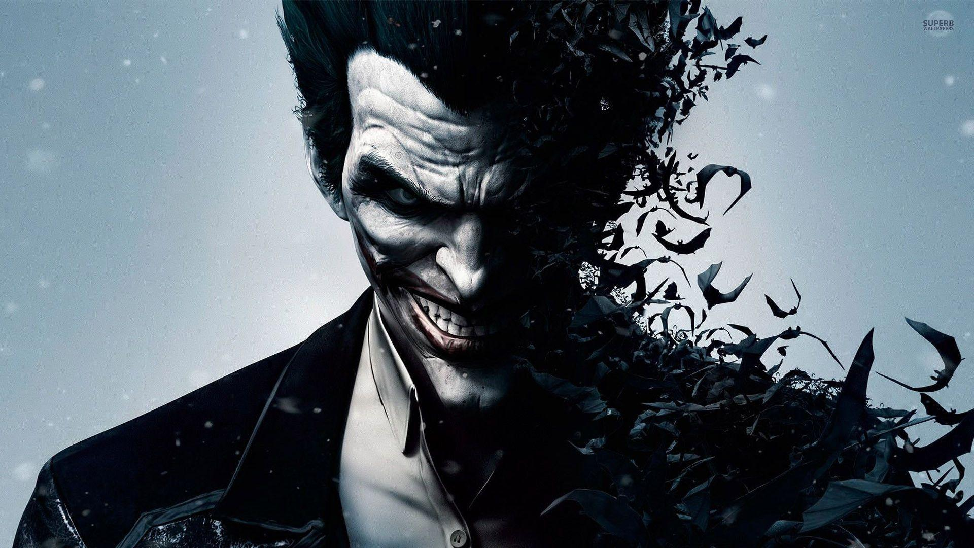 Batman Joker Wallpapers 1920x1080
