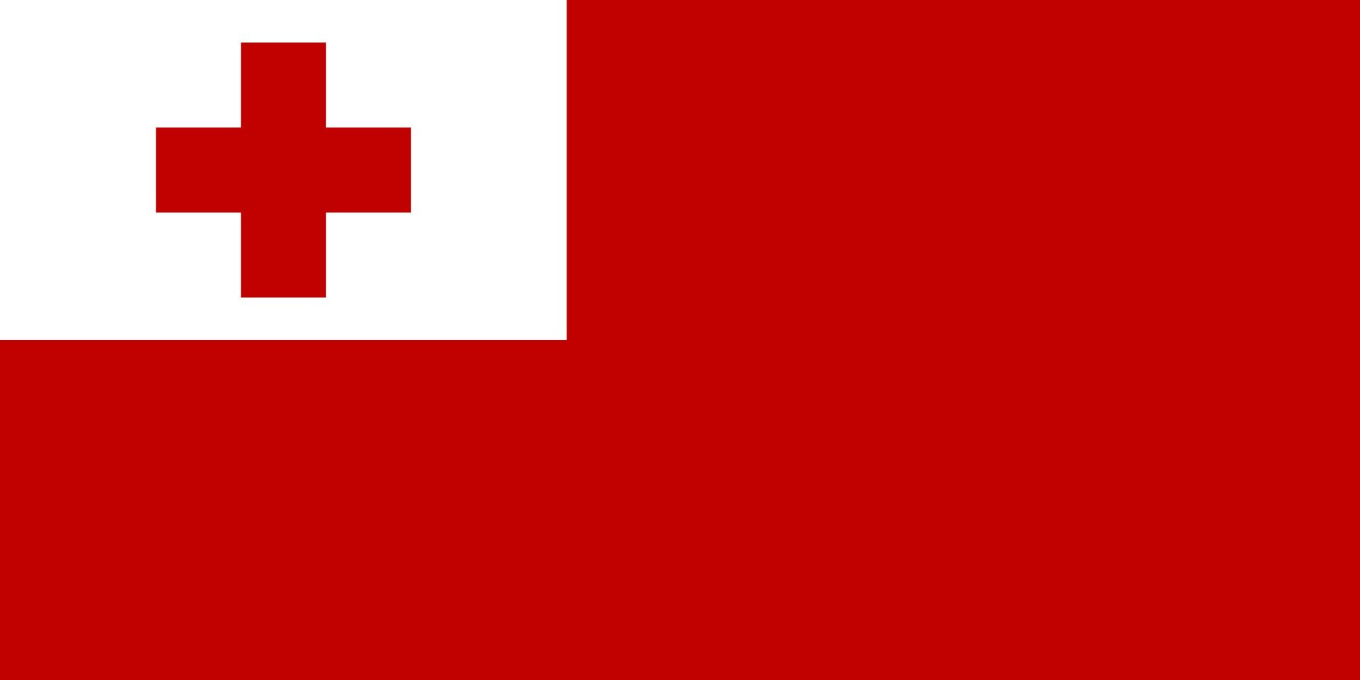 Flag of Tonga wallpaper Flags wallpaper Tonga Flags of the 1920x960