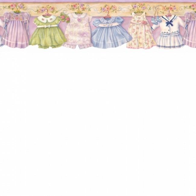 Wallpaper Borders For Girls Wallpapersafari