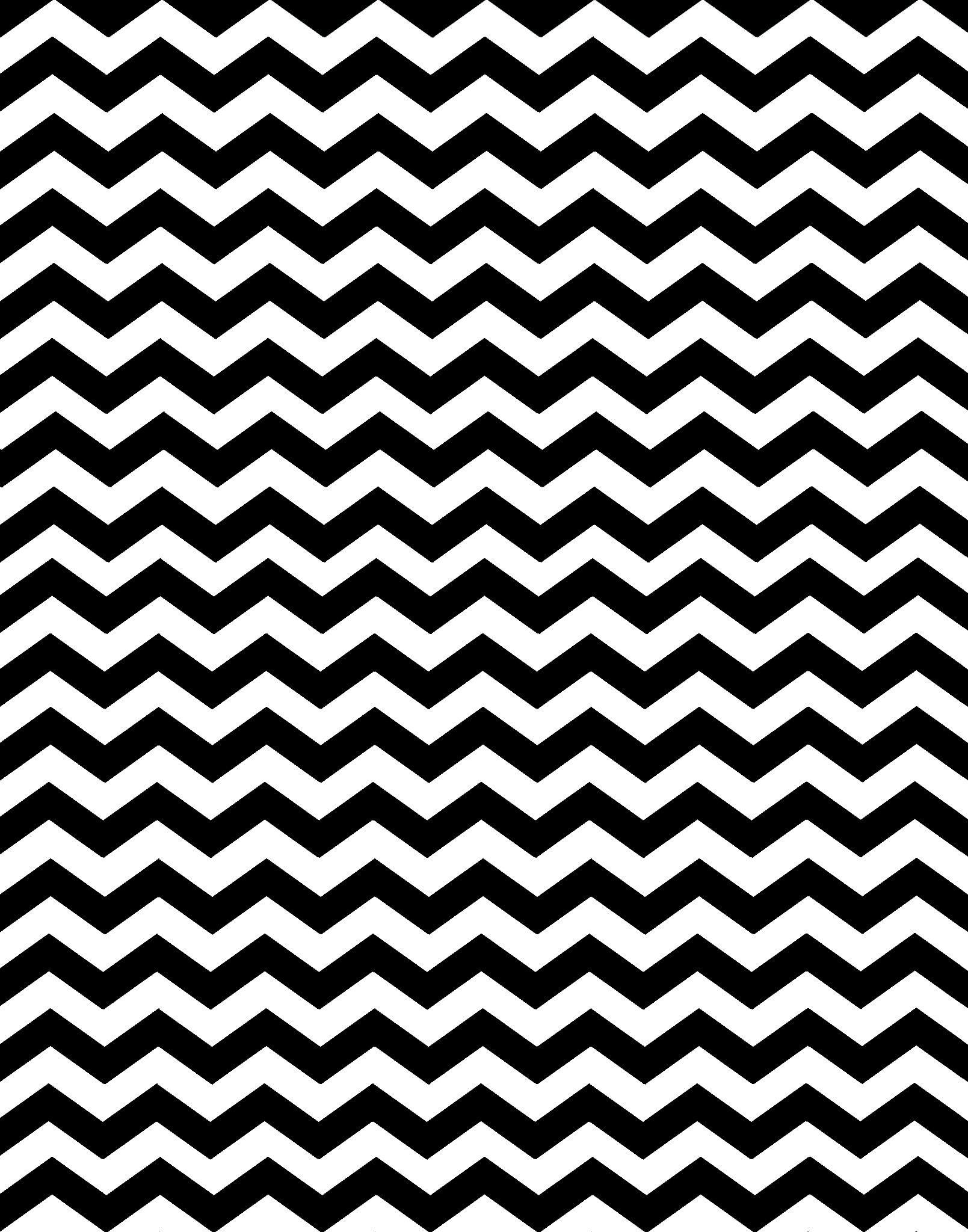 Black and White Chevron Wallpaper - WallpaperSafari