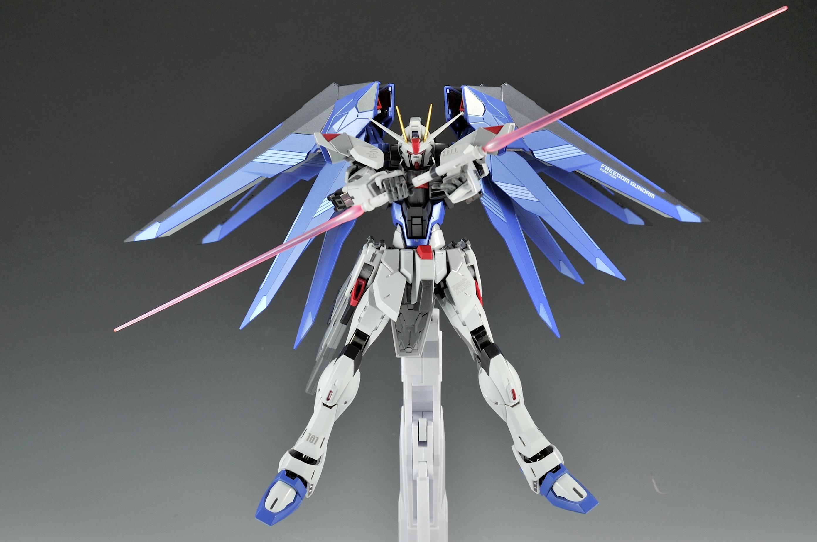 Review Metal Build Freedom Gundam Big Wallpaper Size Images GUNJAP 2784x1848