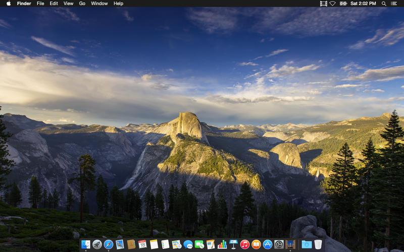 Os X Yosemite For Macbook Air