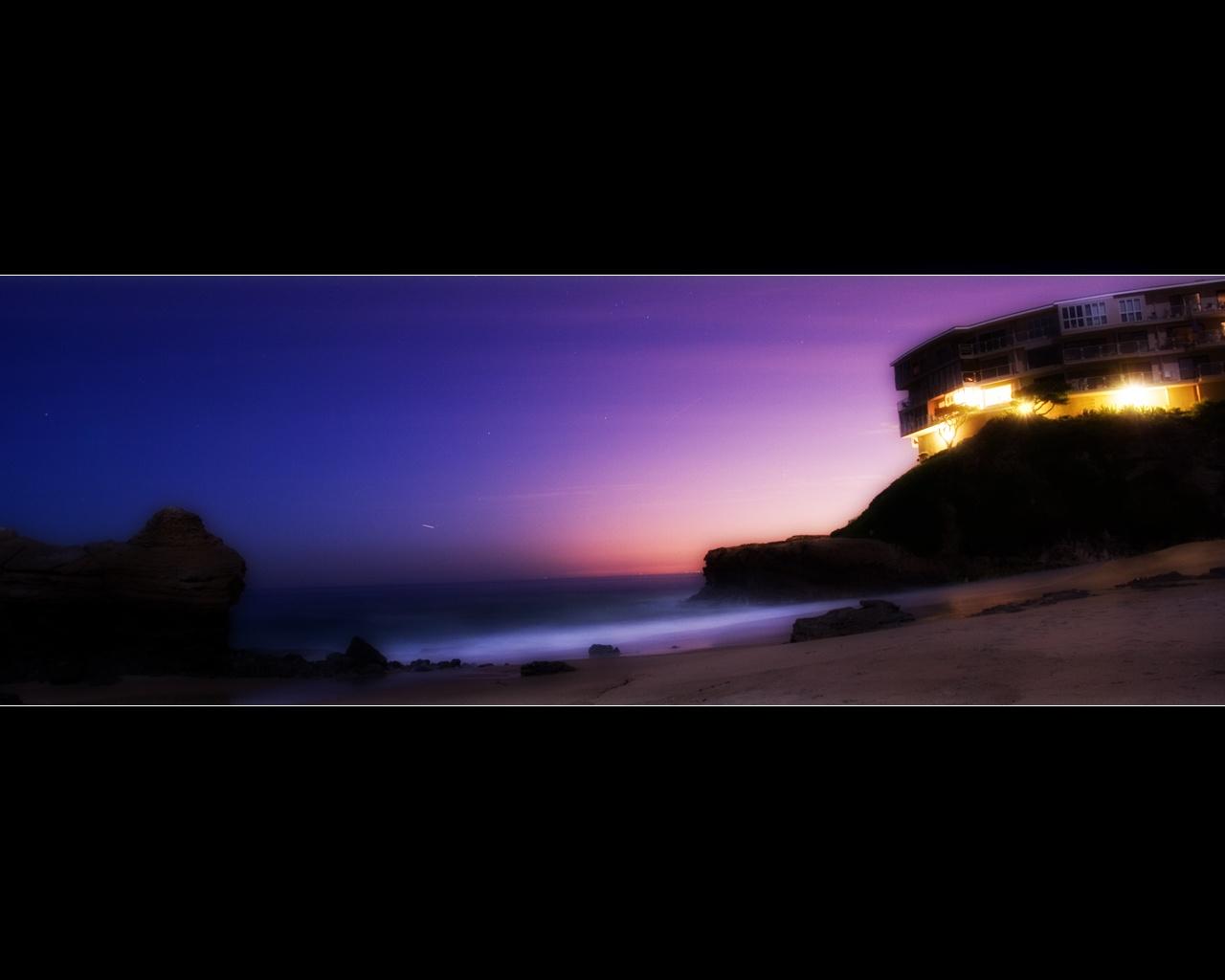 Beach house wallpapers Beach house stock photos 1280x1024