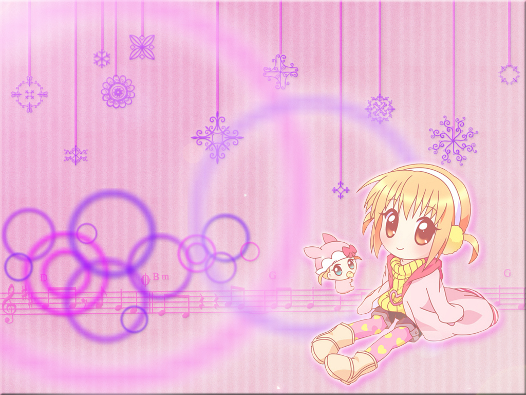 Cute Girly Wallpapers wallpaper 1024x768