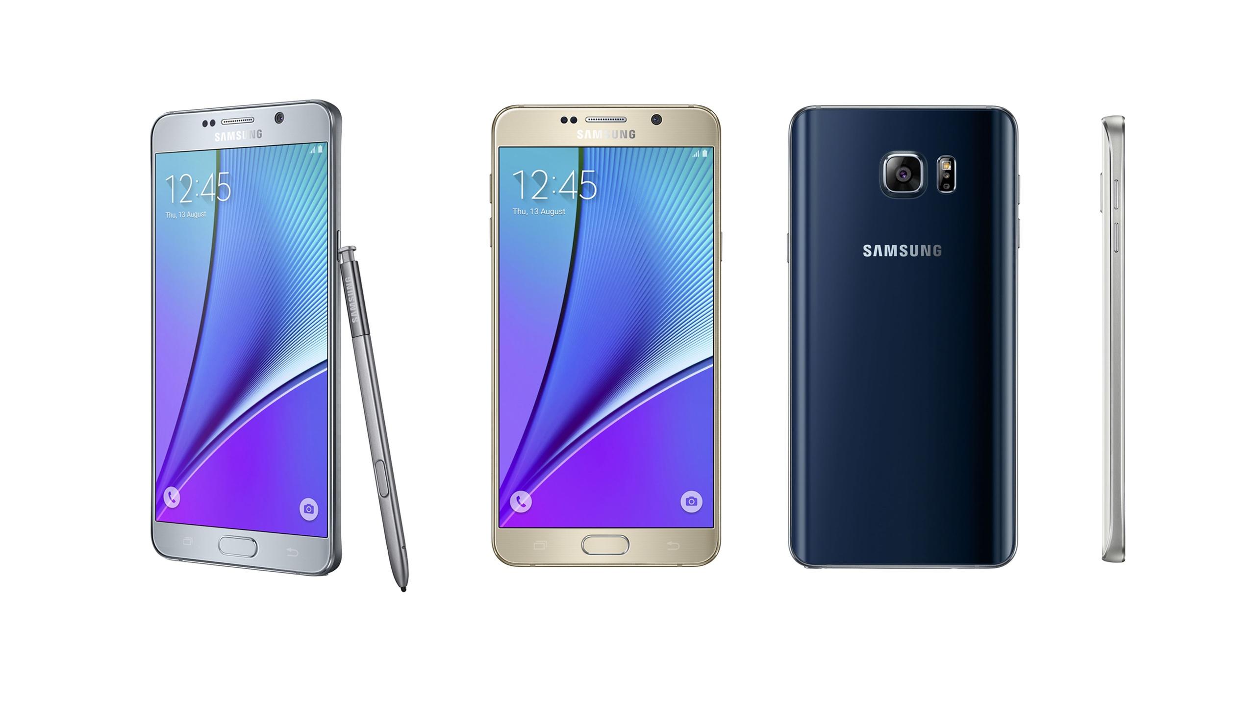 Samsung Galaxy Note 5 Hd Wallpaper: Galaxy Note Wallpapers HD
