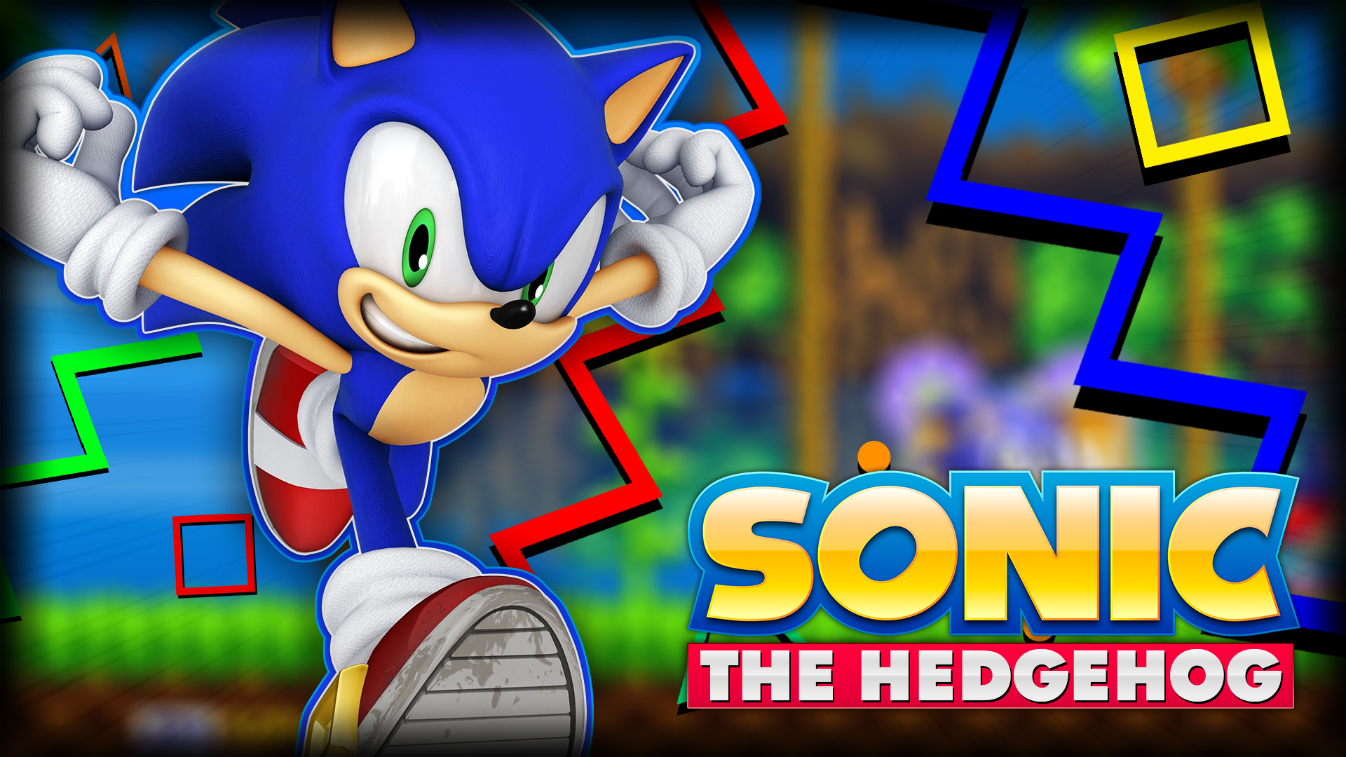 Free Download Sonic The Hedgehog Hd Wallpapers 1920x1080 For Your Desktop Mobile Tablet Explore 127 Sonic The Hedgehog Background Superman And Batman Wallpapers Carolina Gamecock Wallpaper Jerry Rice Wallpaper