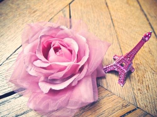 Cute Eiffel Tower Eiffeltower Flowers Paris   Hot Girls Wallpaper 500x374
