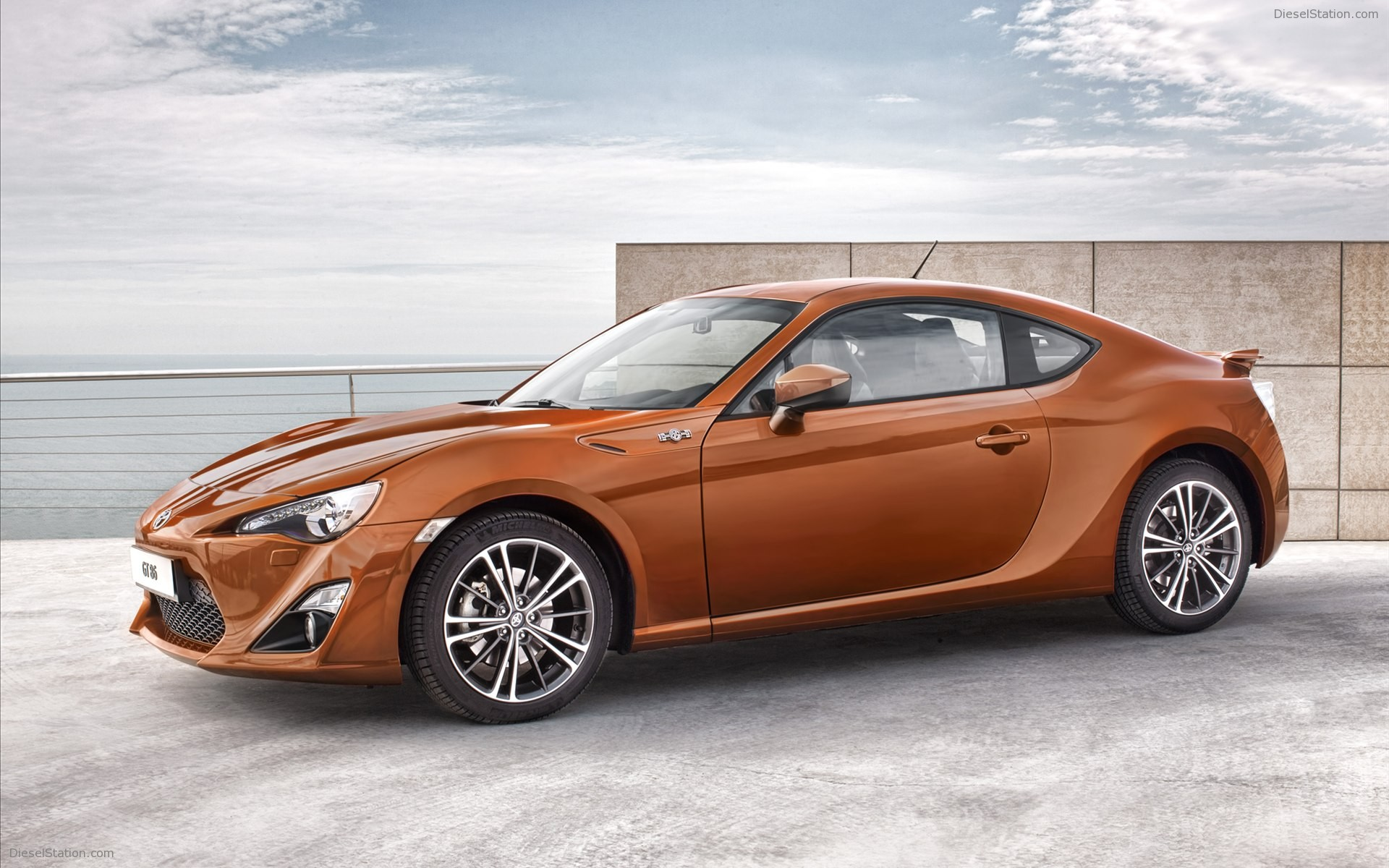 Toyota GT 86 2012 Widescreen Exotic Car Image 04 of 26 1920x1200