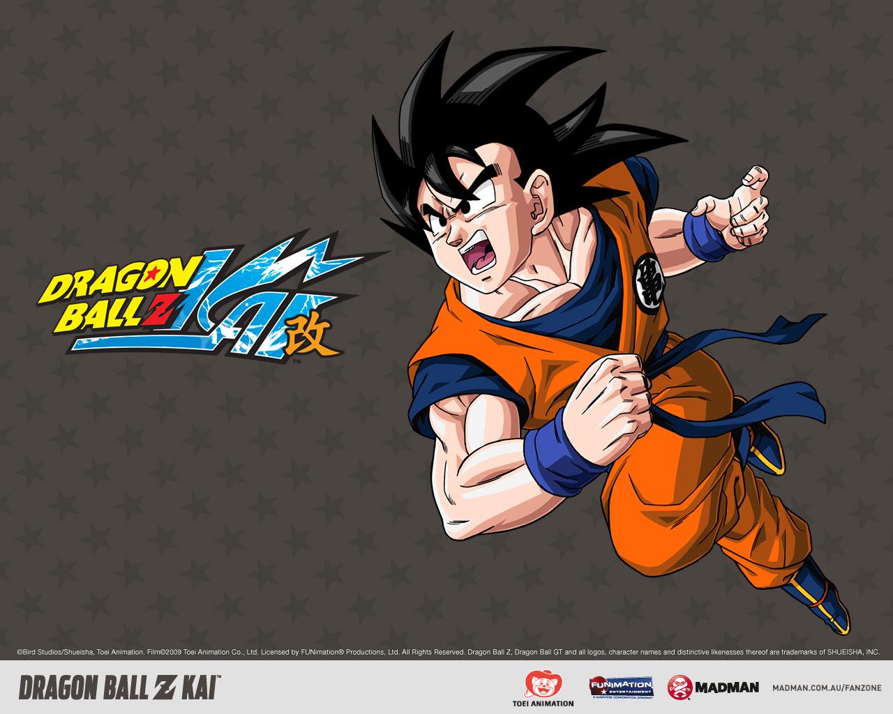 Dragon ball z kai wallpaper wallpapersafari - Photo de dragon ball z ...