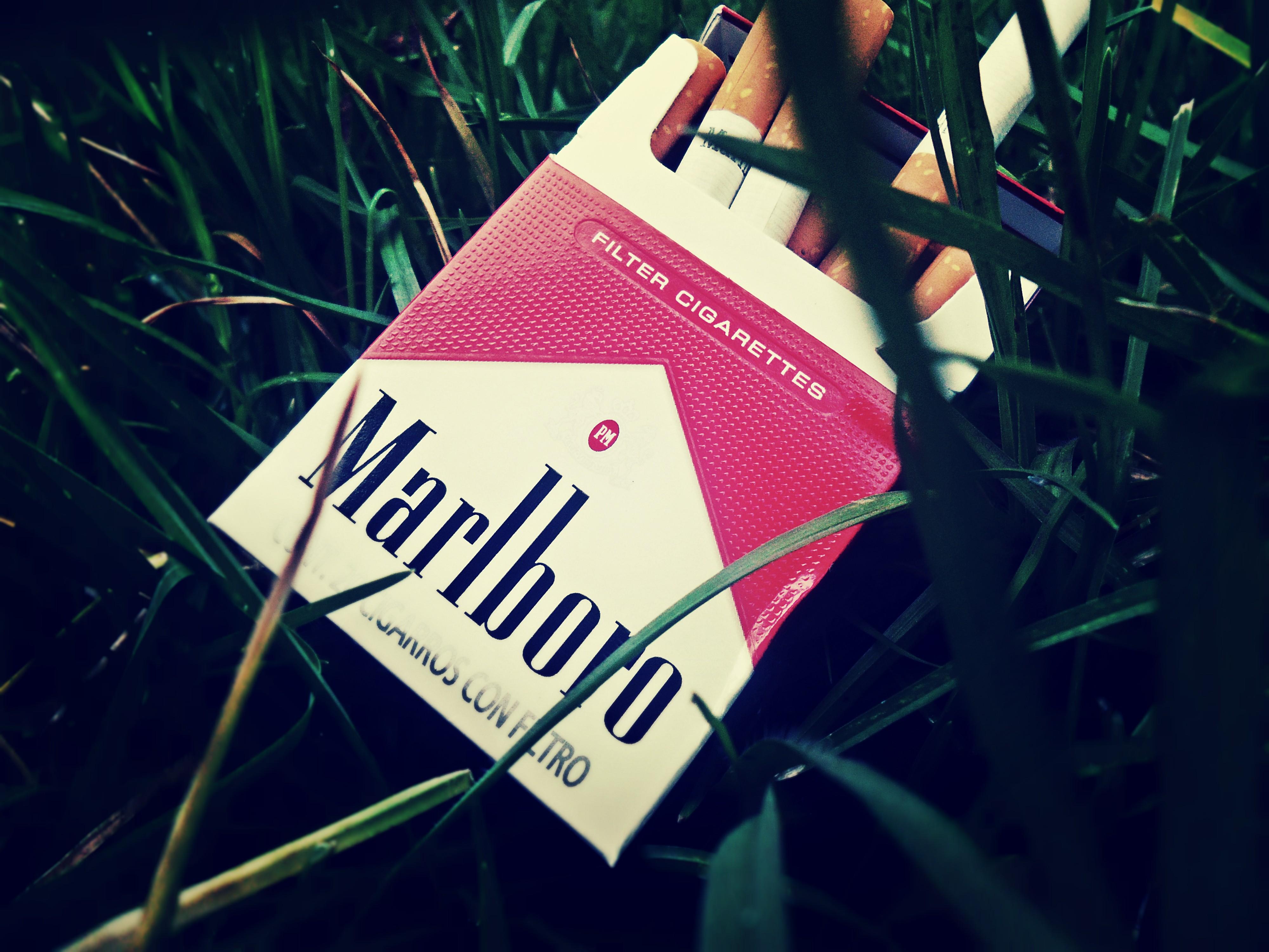 cigarettes Marlboro Smoke Vintage Wallpapers HD 4000x3000