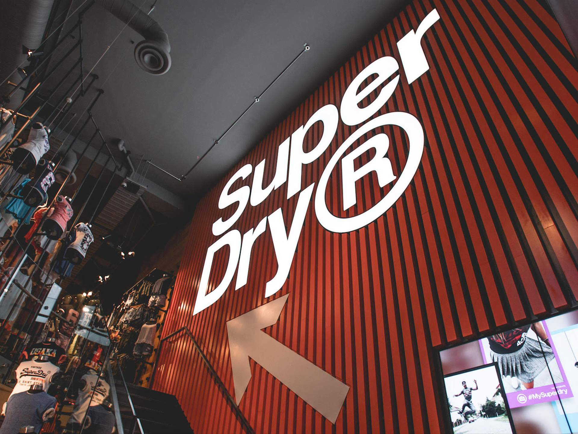 Were Giving Away 500 to Spend at Aucklands New Superdry Store 1920x1440