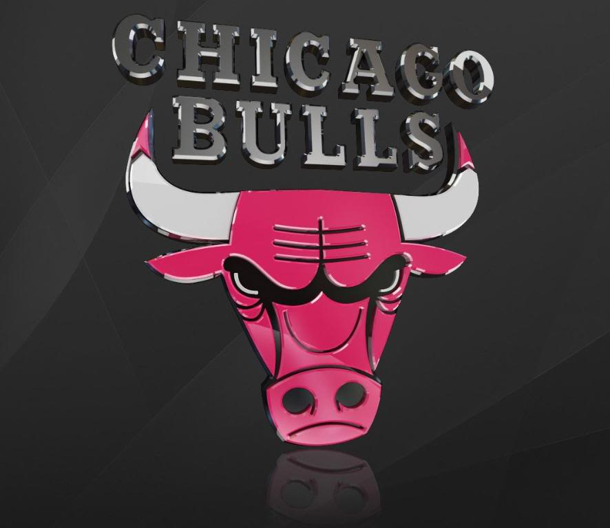Chicago Bulls 3D Logo Wallpaper2jpg Photo by sakinwumi20 886x768