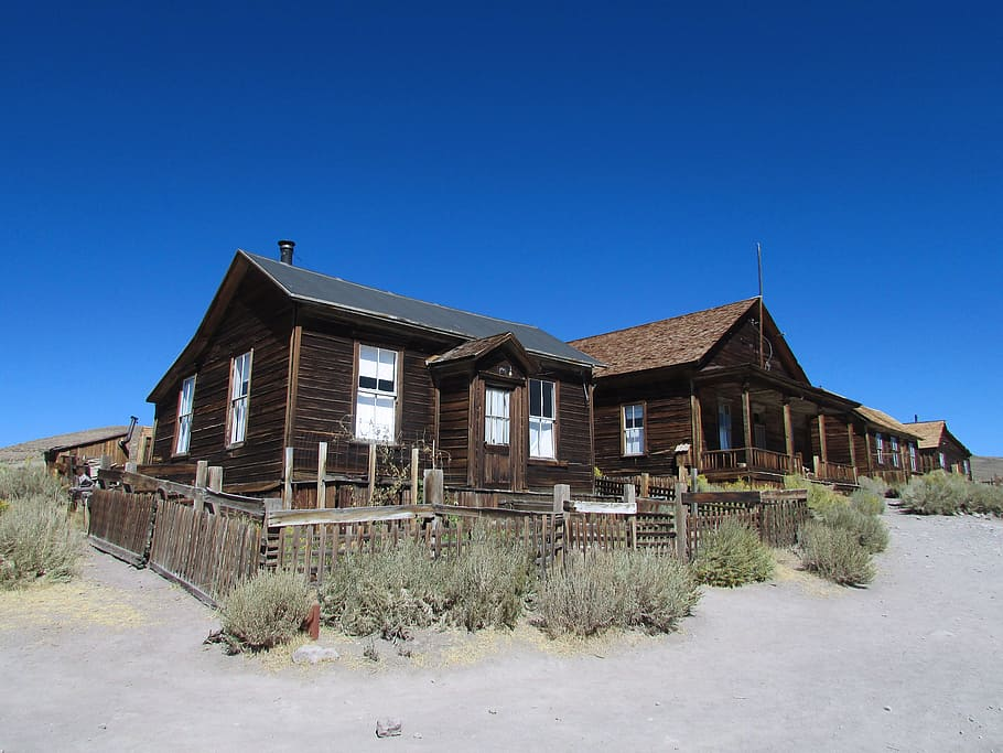 HD wallpaper Bodie California Town Park Ghost abandoned old 910x683