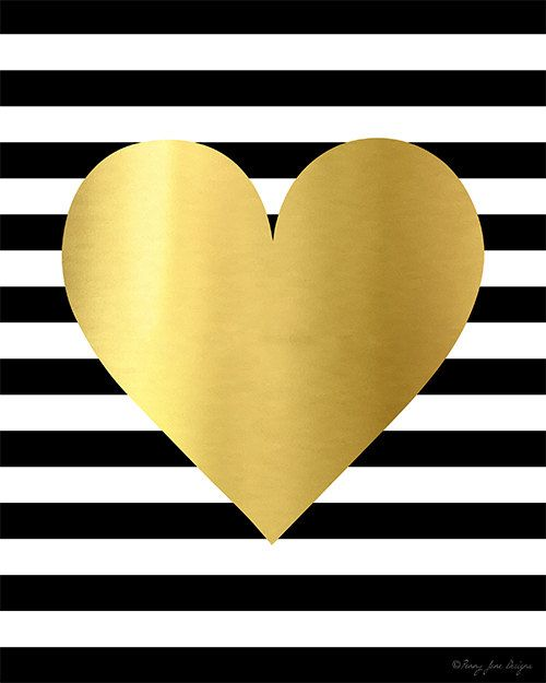 Gold Wallpaper Stripes Printables Black And White Pink Gold Gold 500x625