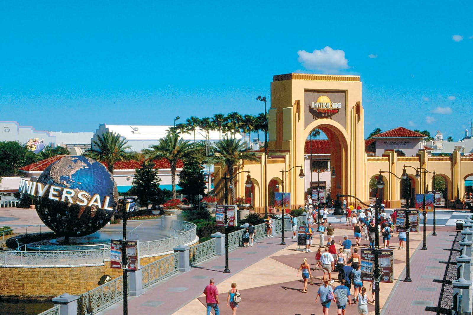 Universal Studios Orlando Logo   wallpaper 1600x1064