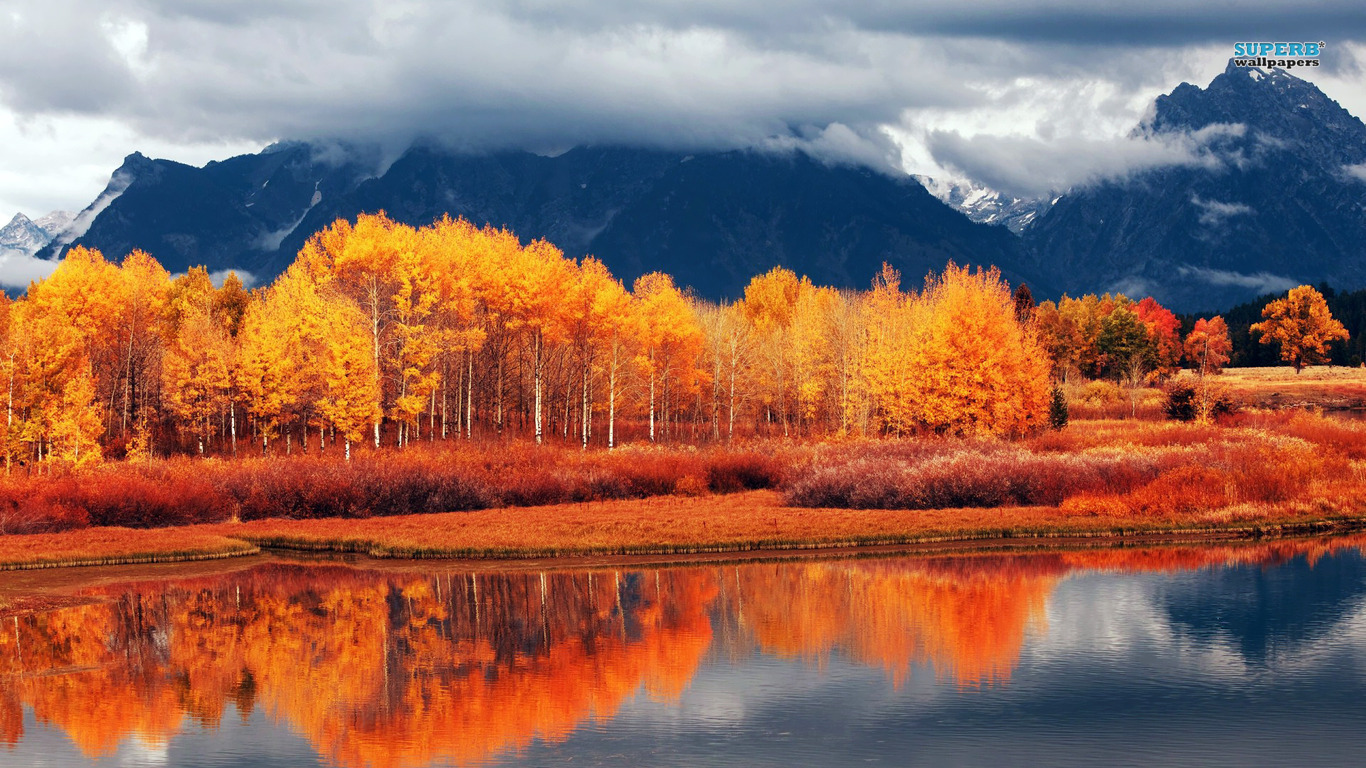 Fall Landscape Desktop Wallpaper Wallpapers History