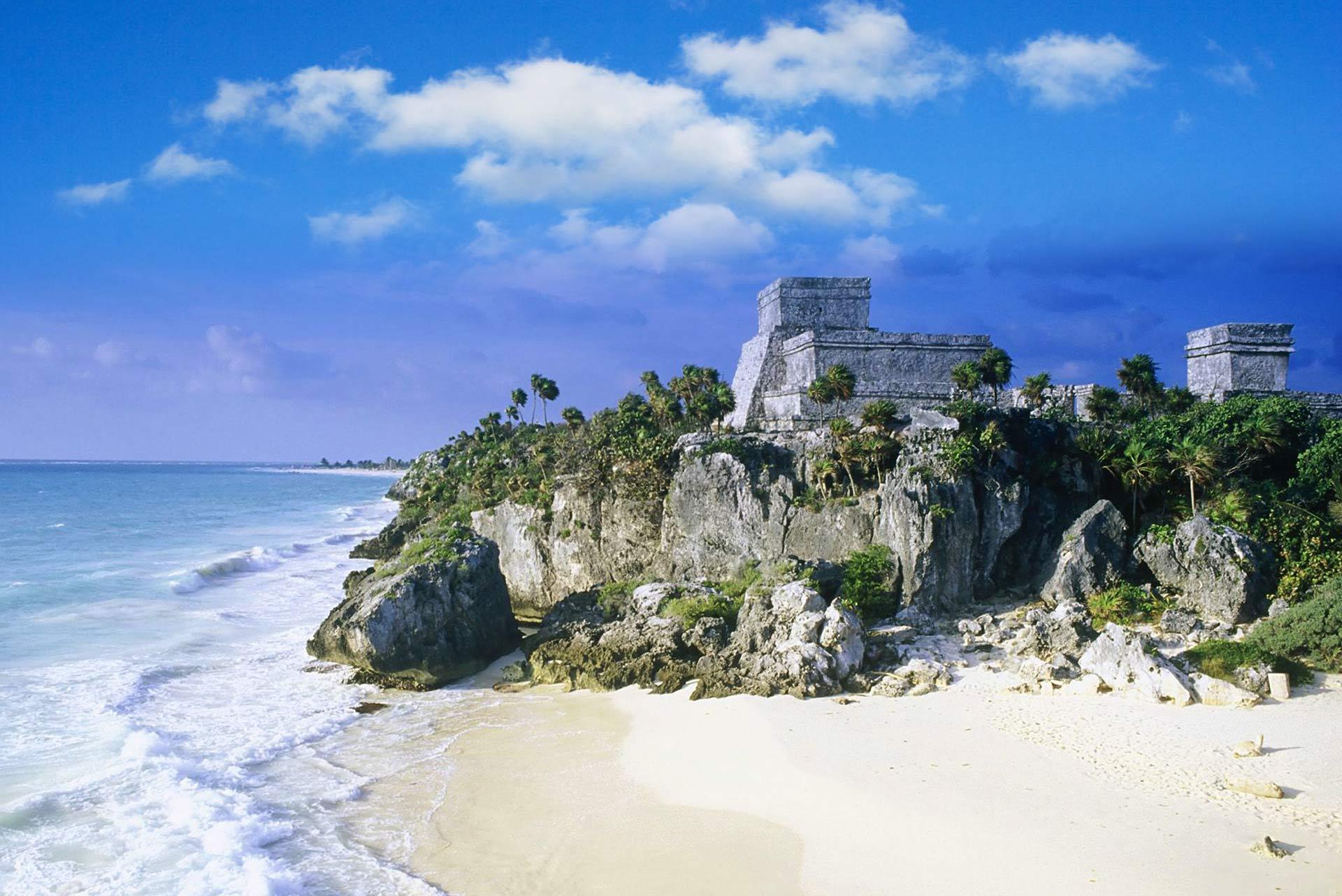 Playa del carmen wallpapers wallpapersafari - Playa wallpaper ...