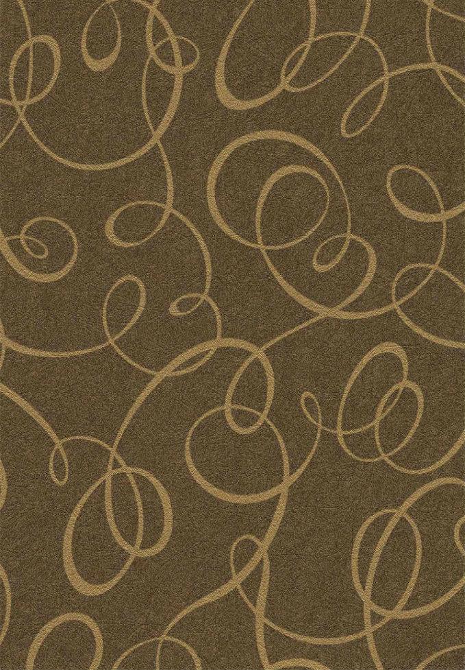 Chocolate Brown 404 87110 Swirl Pattern on Faux Stone Wallpaper 720x960