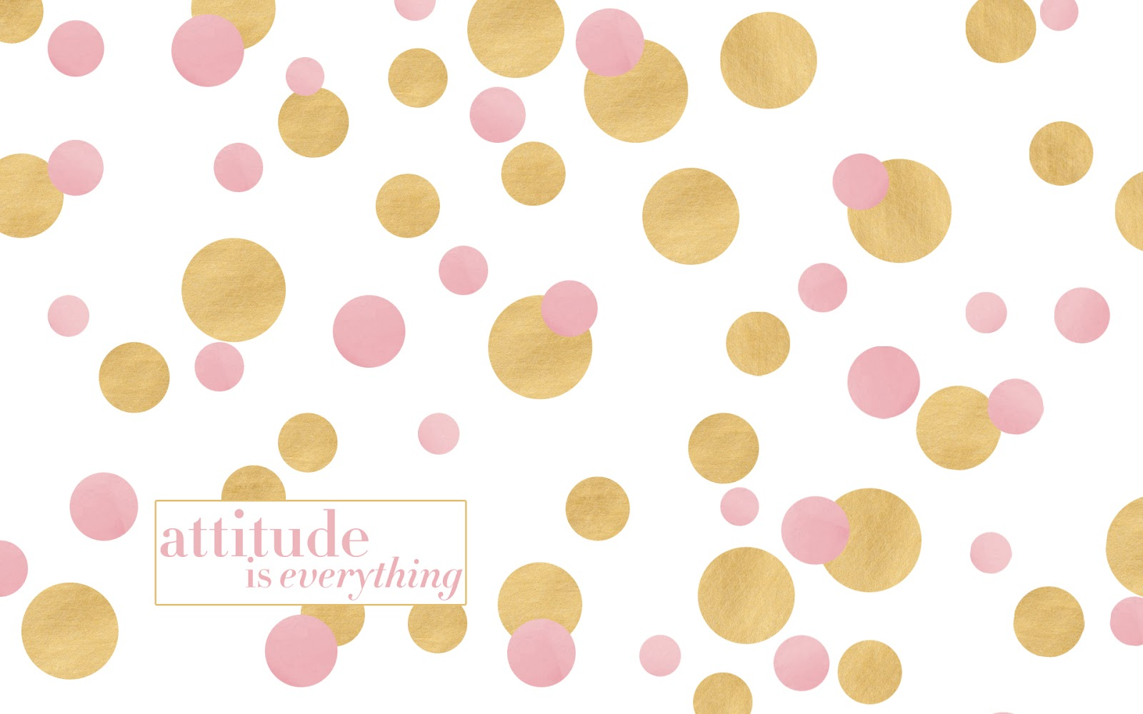 48 Gold Polka Dot Wallpaper On Wallpapersafari