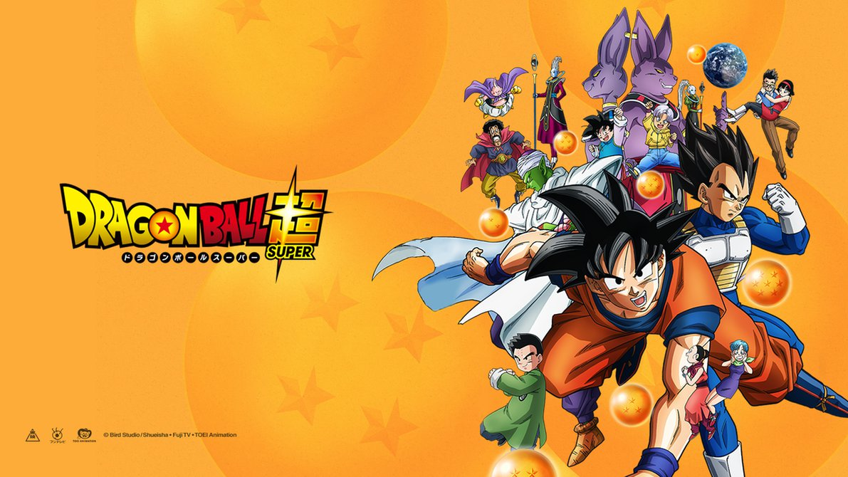 Wallpaper oficial de Dragon Ball Super 2015 1191x670   Fondo hd 3333 1191x670