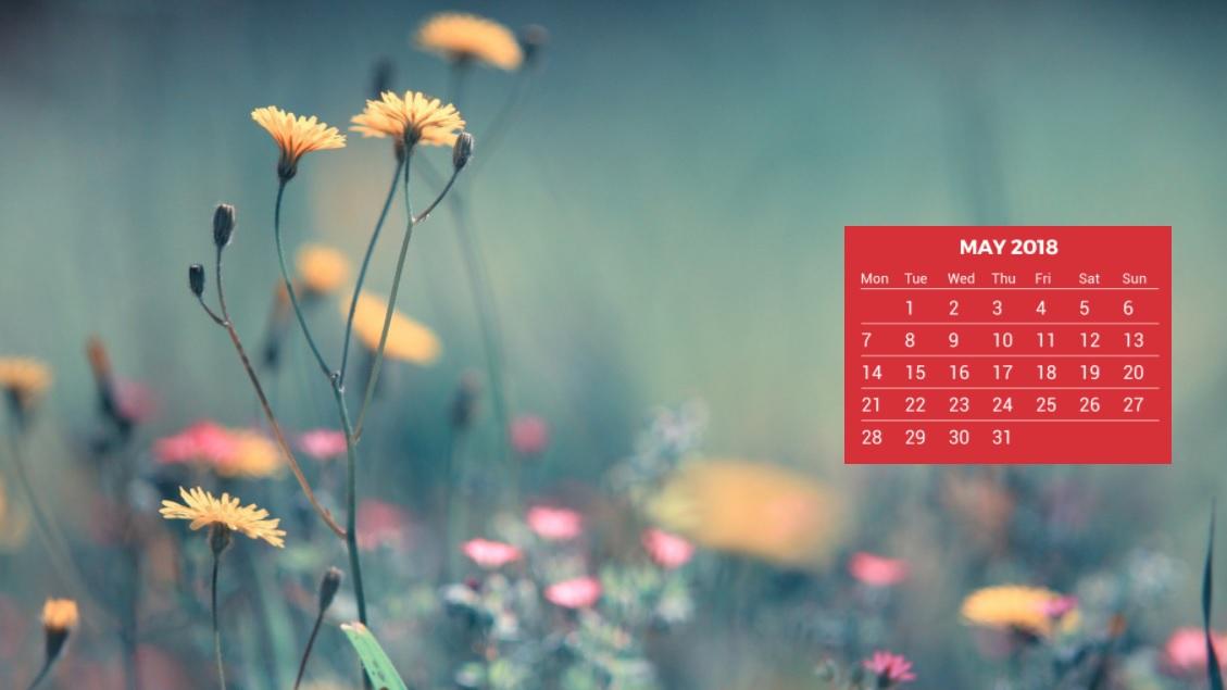 2018 Calendar HD Wallpapers Calendar 2018 1129x635