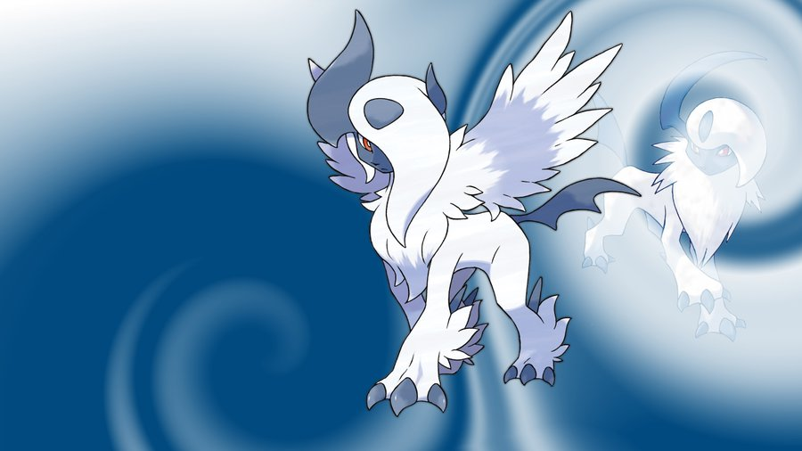Absol Wallpaper Absol awakened by 900x506