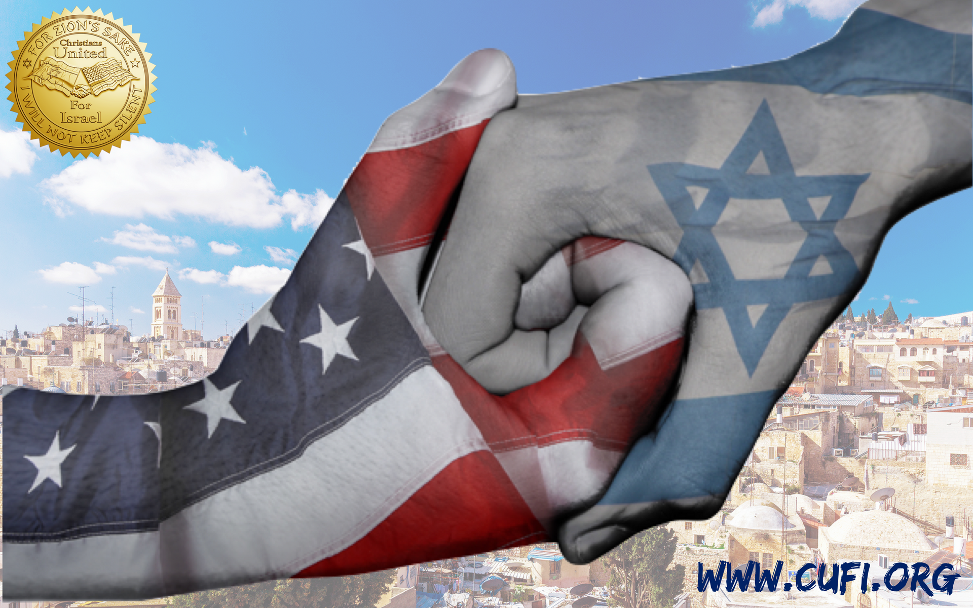 Wallpapers   Christians United for Israel 1920x1200