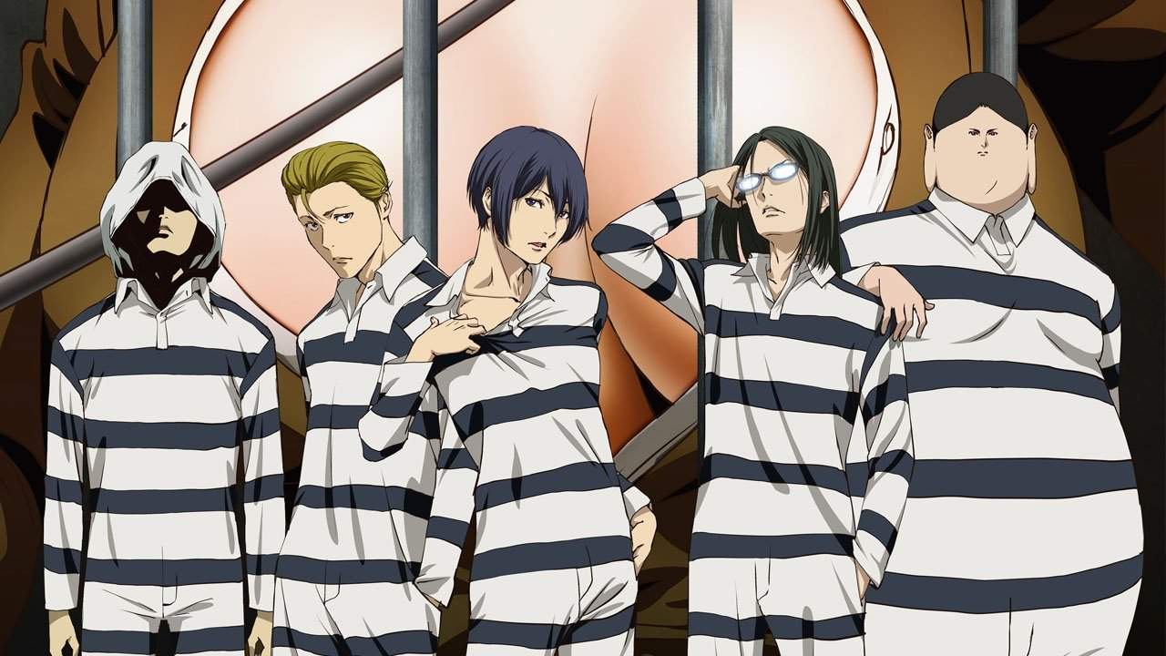 Prison school kangoku gakuen anime uncensored 1 2015 - 3 4