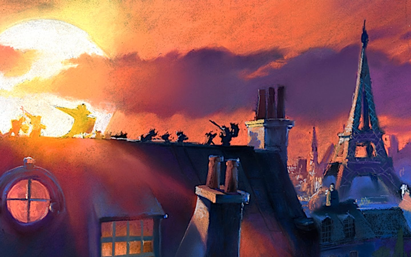Free Download Pixar Wallpapers Collection The Art Of