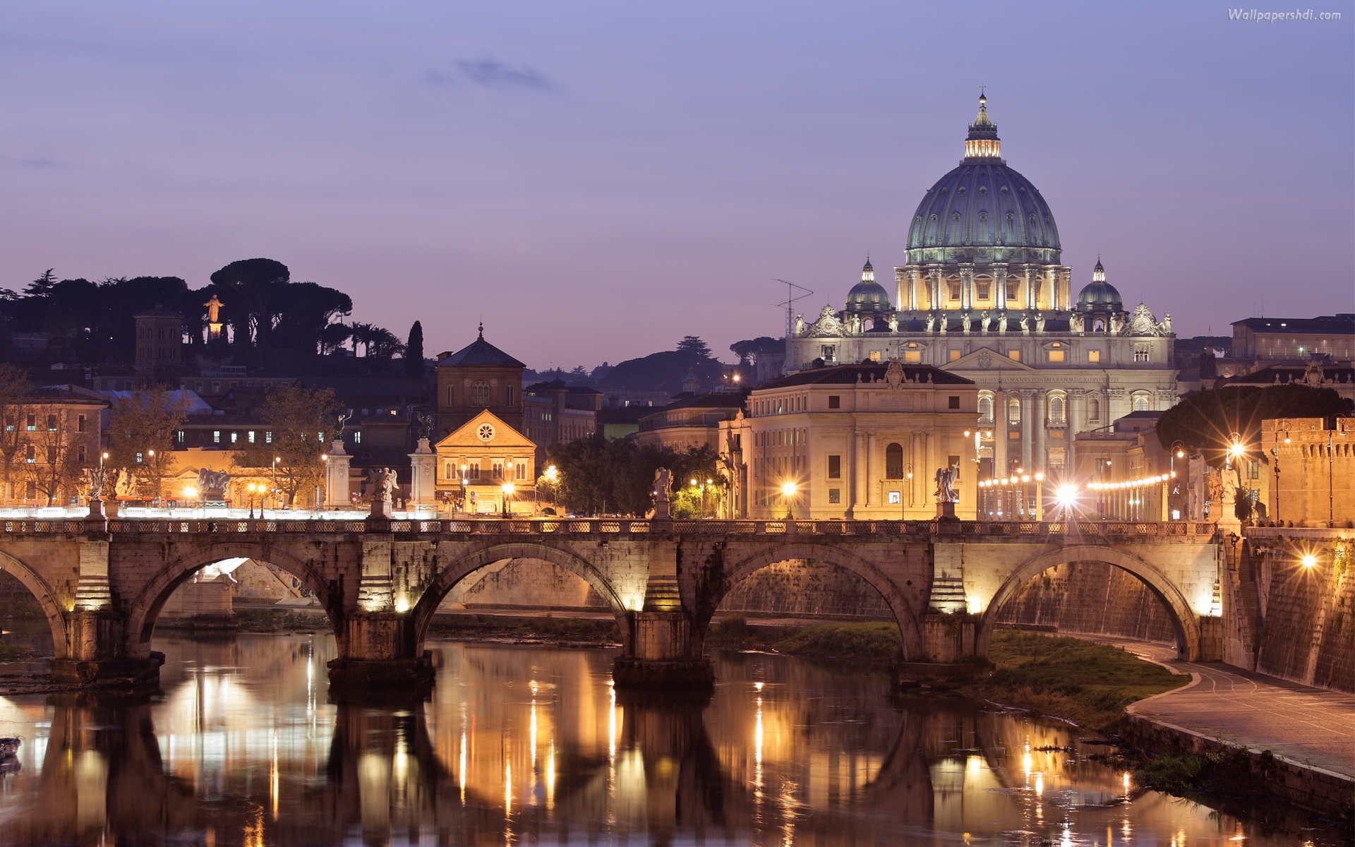 Download Rome HD Wallpapers The Beauty Of 3000 Year Old 1920x1200