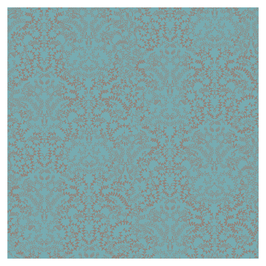 Allen Roth Blue And Brown Lace Wallpaper LW1340979   Coupons 900x900