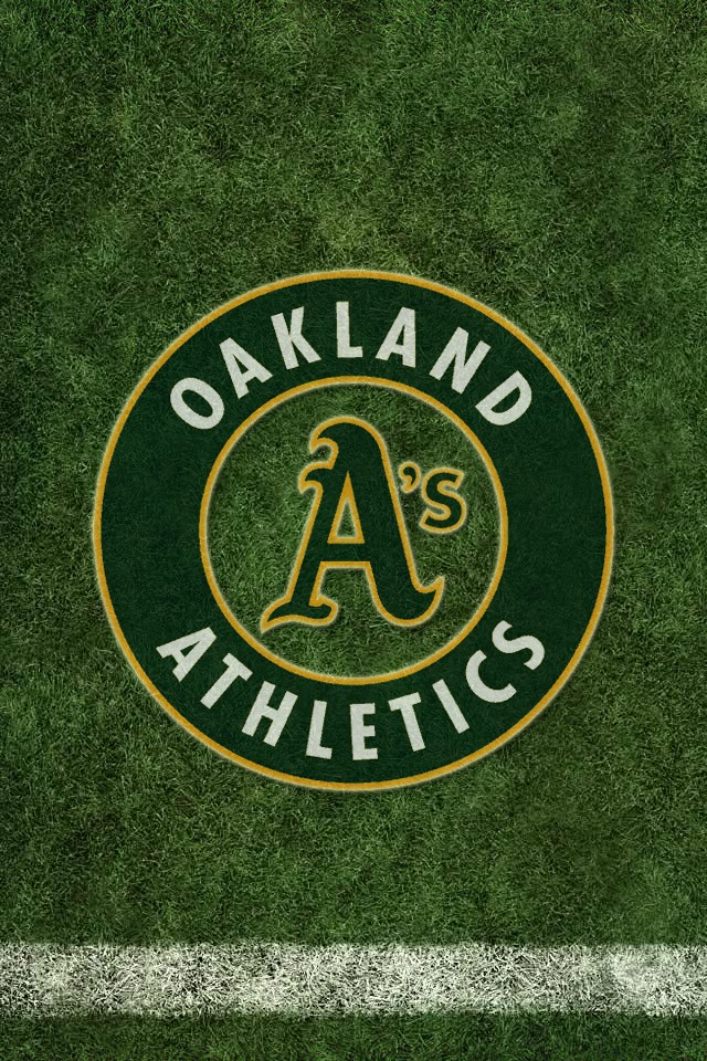 Download Oakland Athletics Wallpaper for Phones and Tablets 640x960
