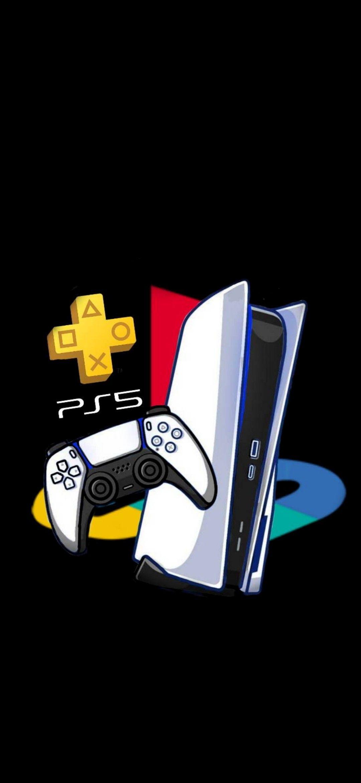 PlayStation 5 AMOLED Wallpaper 10802340 Playstation 5 1080x2340