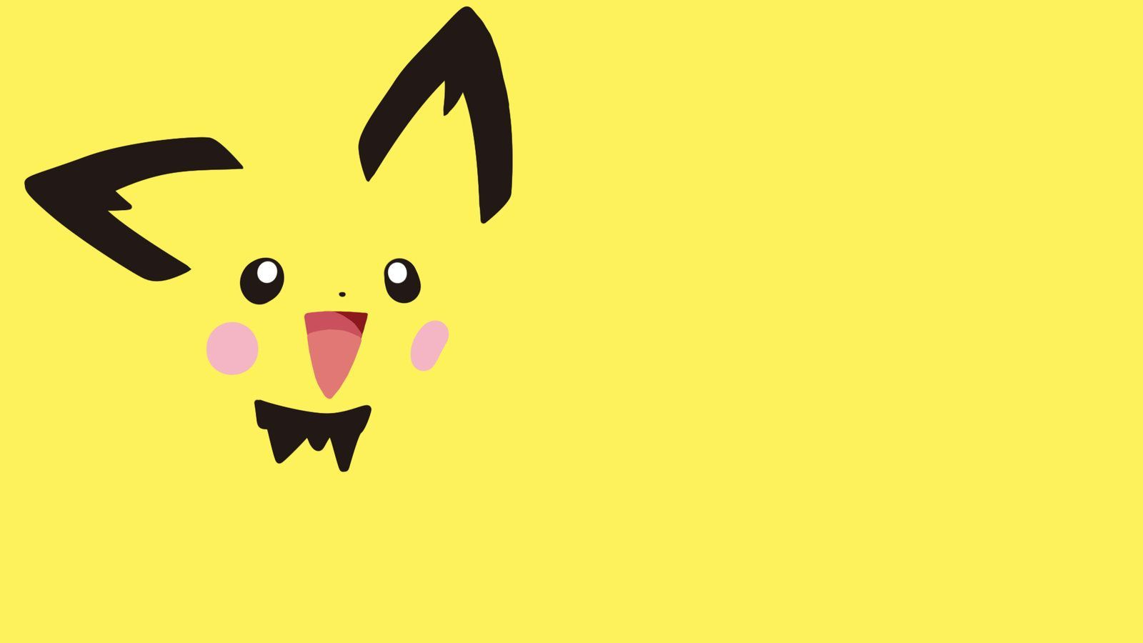 Pichu Wallpapers   Top Pichu Backgrounds   WallpaperAccess 1600x900