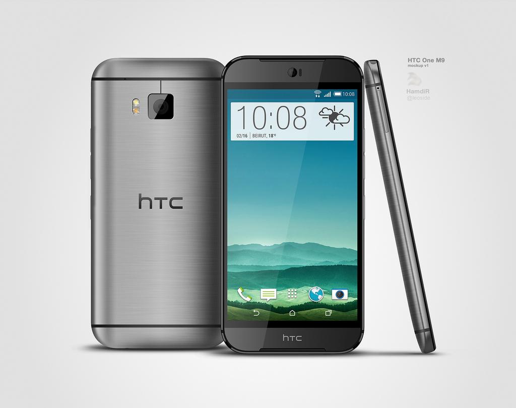Uitgelekte HTC One M9 wallpaper bevestigt nogmaals full HD resolutie 1024x809