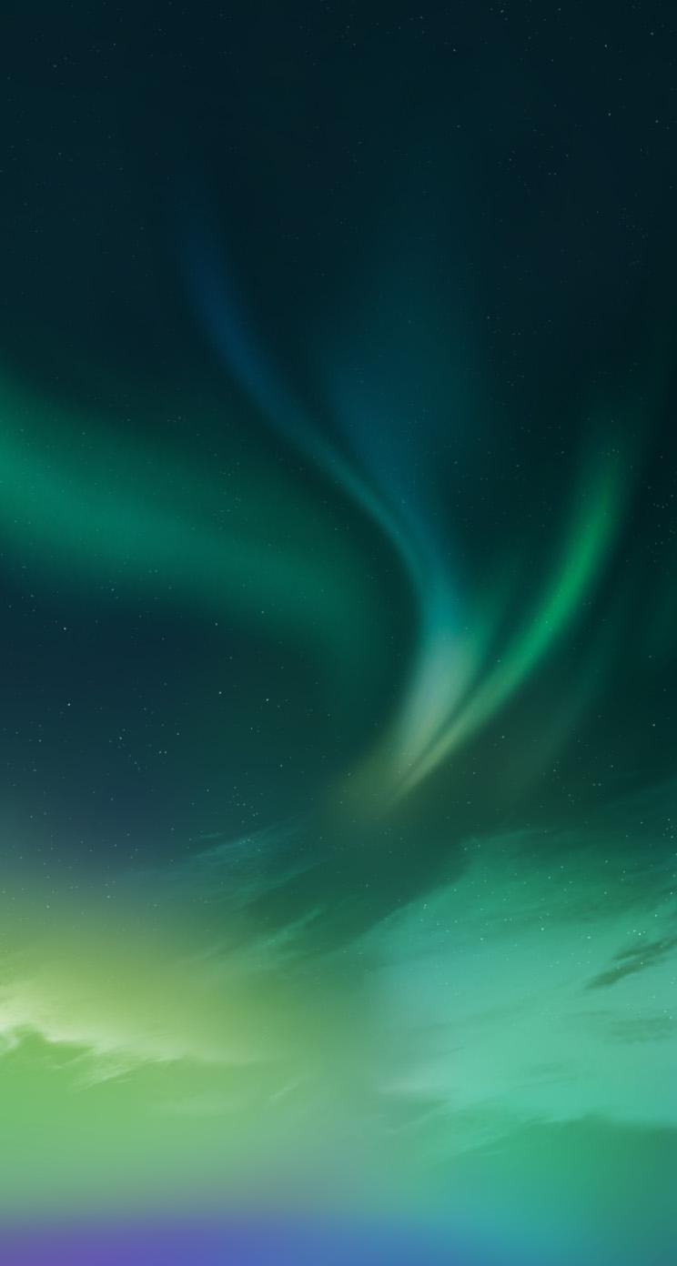 47 Northern Lights Wallpaper Iphone On Wallpapersafari