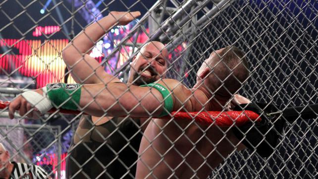 WWE John Cena vs Big Show No Way Out Matches Photos 2012 Wrestling 642x361