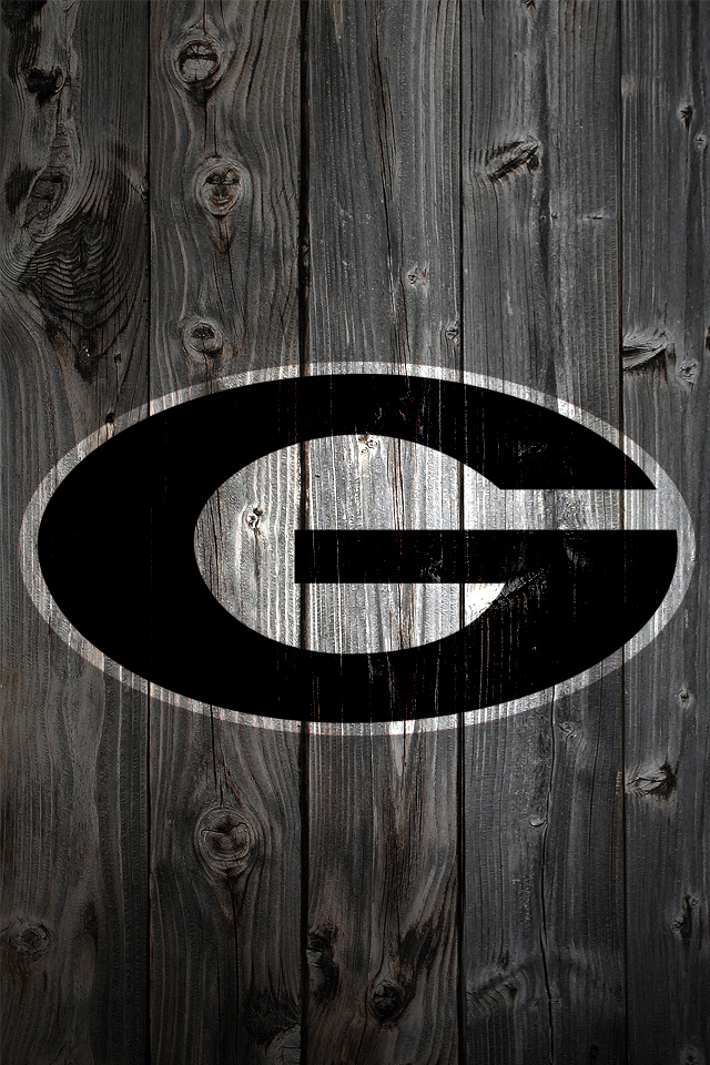 Free Download Georgia Bulldogs Wood Iphone 4 Background A Photo On