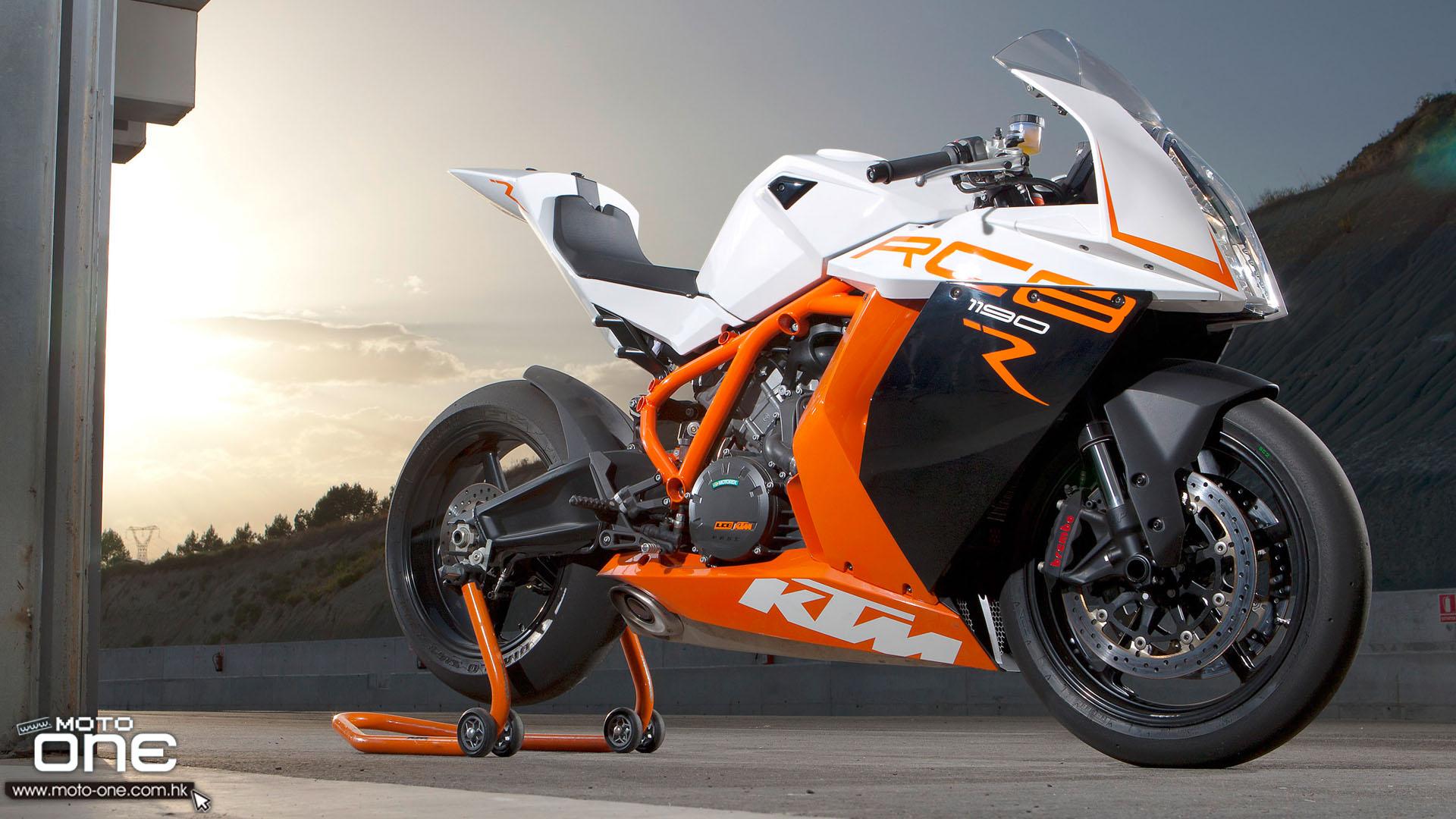 2015 KTM 1190 RC8 R Photo 1920x1080