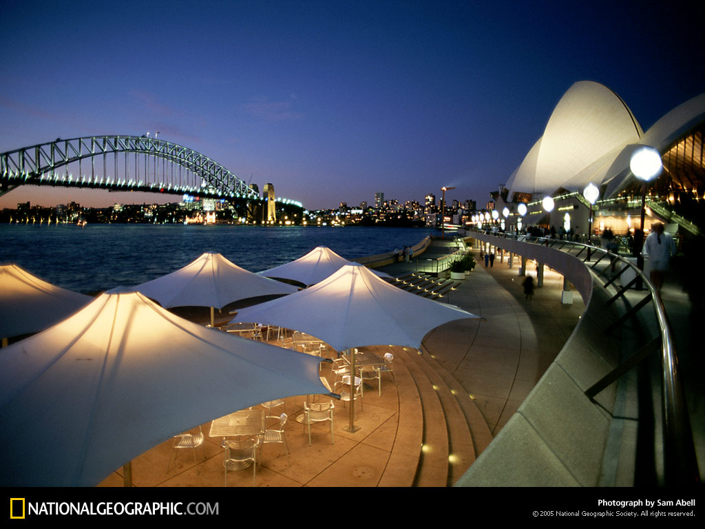 National Geographic Sydney Wallpaper