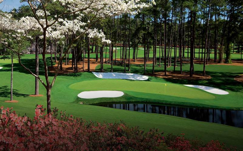 Masters Golf W...