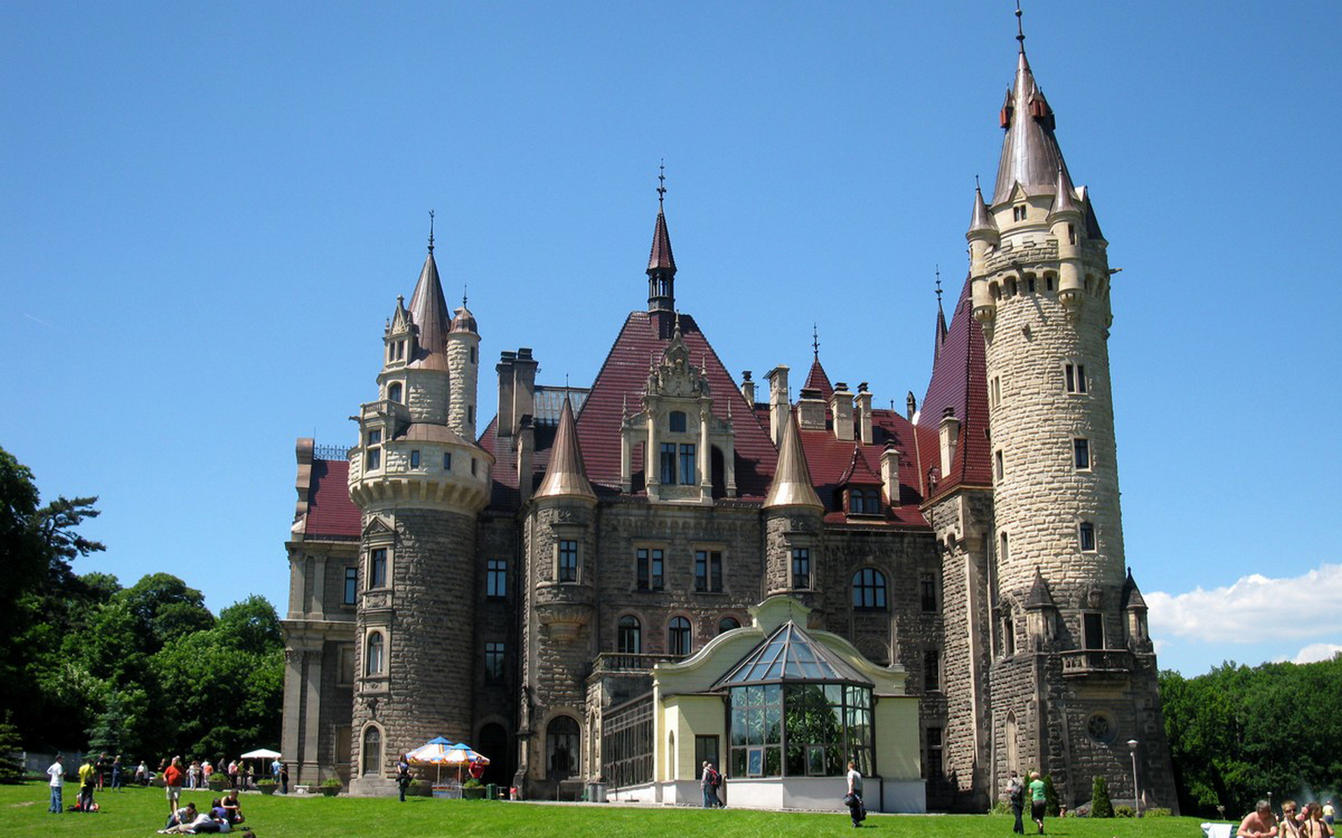 Palaces and Castles Wallpapers NoNaMe 1920x1200