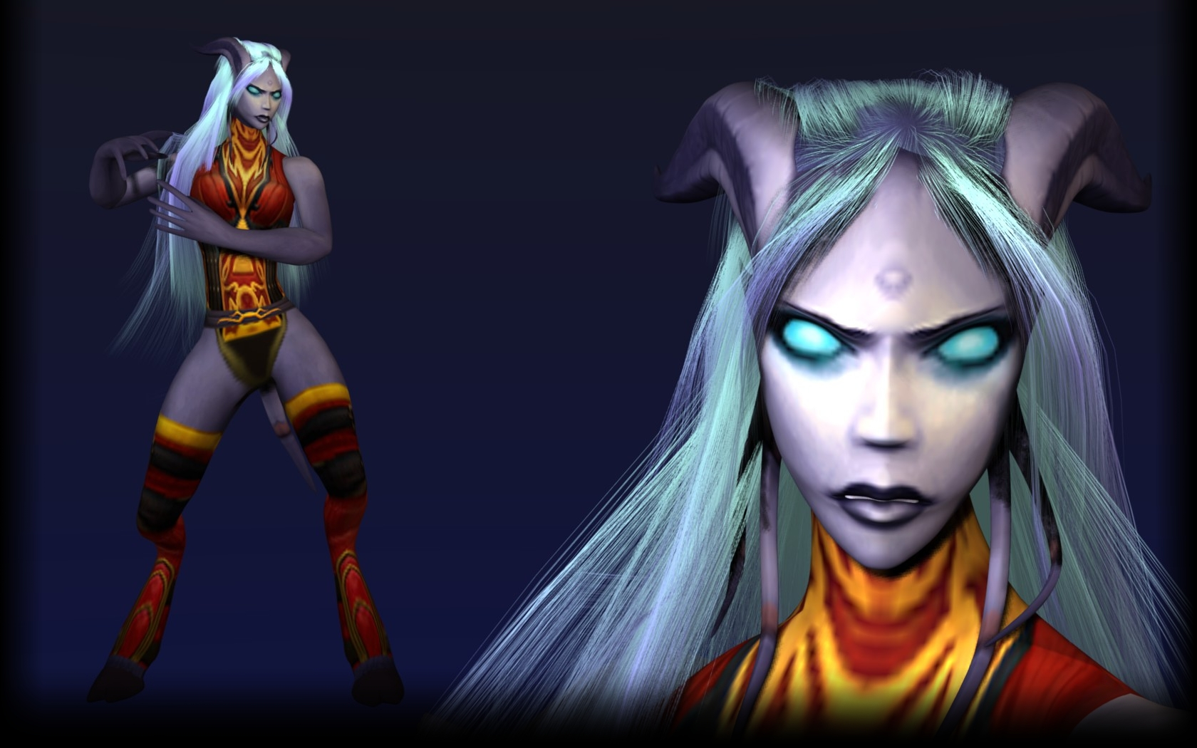 WoW hottest draenei porn actress