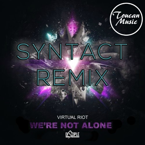 Virtual Riot Were Not Alone PC Android iPhone and iPad Wallpapers 500x500
