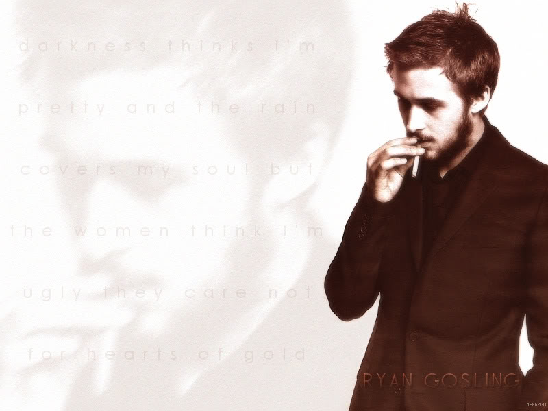 Ryan Gosling Cigarette Wallpaper Ryan Gosling Cigarette Desktop 800x600