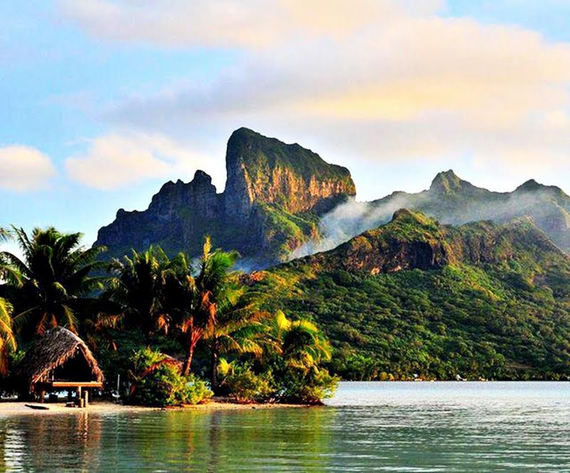 High resolution Bora Bora desktoplaptop wallpaper Listed in live 800x664