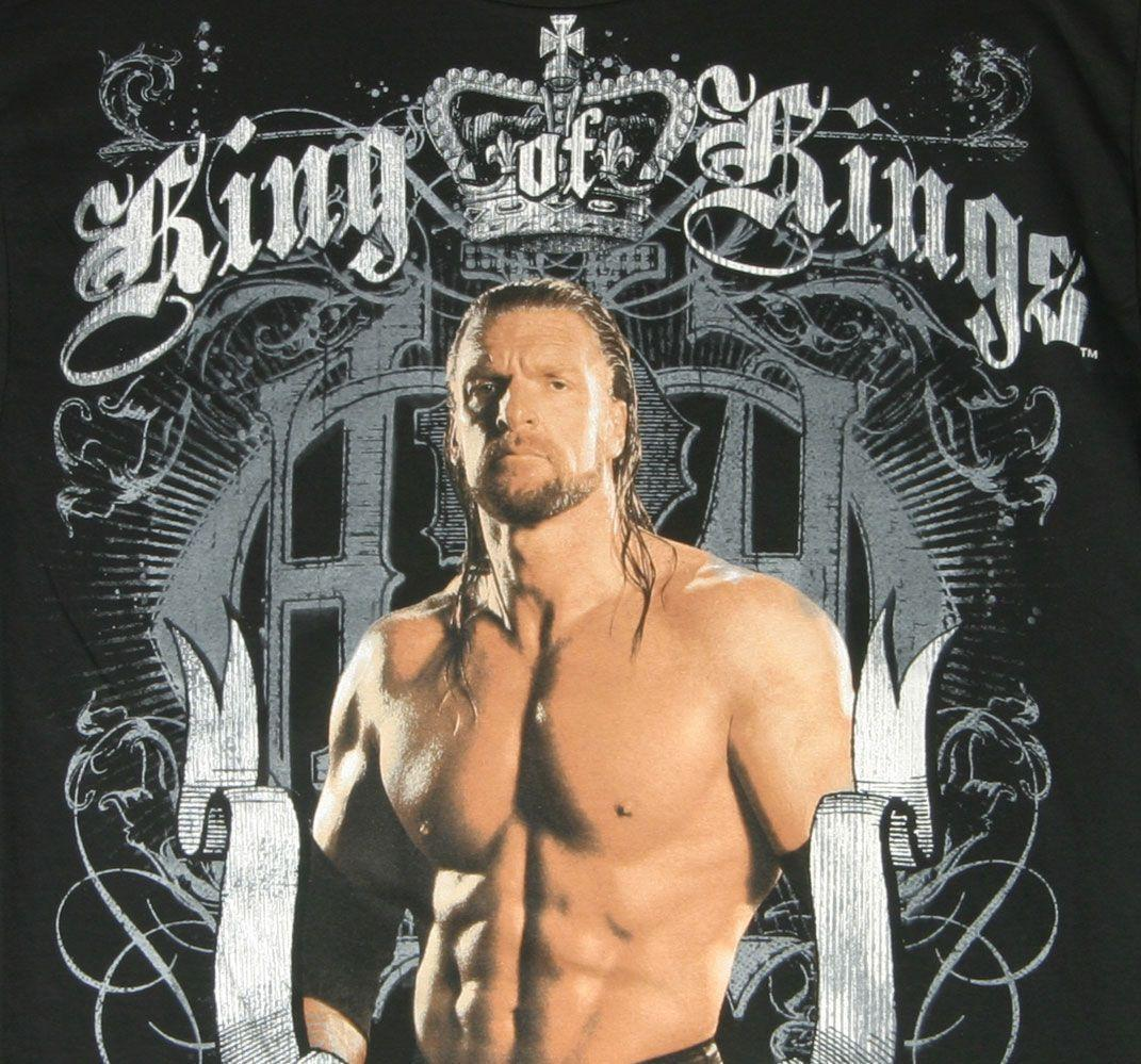Triple H The King Of Kings Wallpapers 1071x999