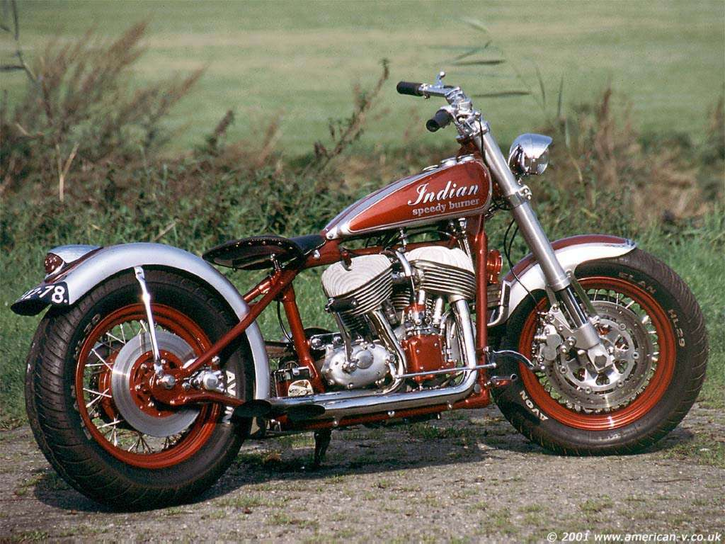 Indian Motorcycles 1024x768