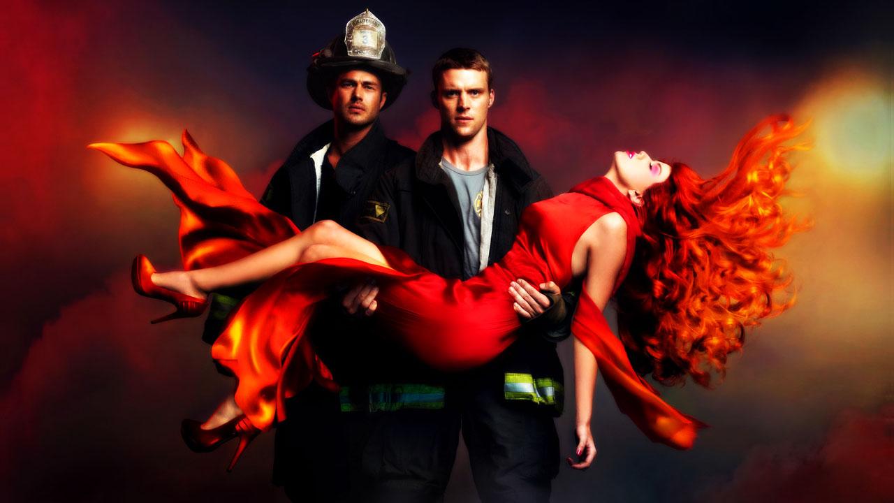 Wallpaper   Chicago Fire 2012 TV Series Wallpaper 34619262 1280x720