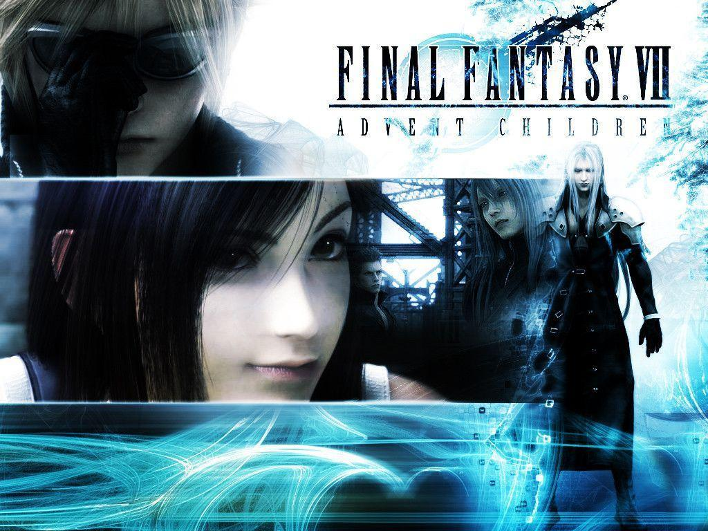 Final Fantasy 7 Advent Children Wallpapers 1024x768